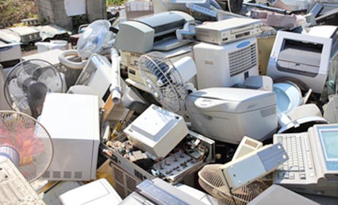産業廃棄物の処分の写真